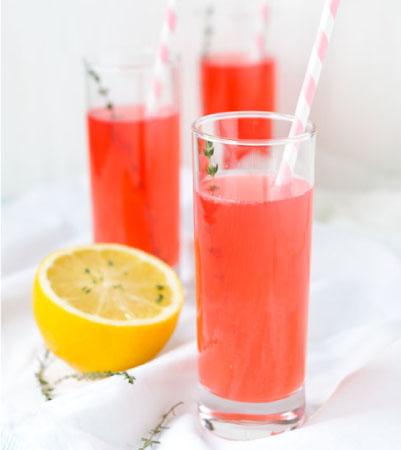 Lemon-Moscato Refresher