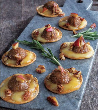 Meatball Canapes
